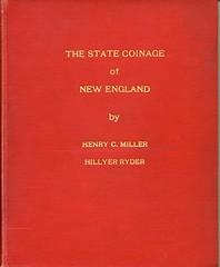 Miller, The State Coinage of New England