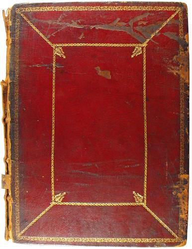 Binding of Schut, Engelbertus, de Leydis: De arte dictandi et De elegantia dictatus