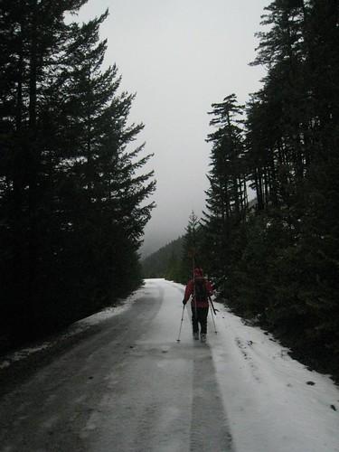Olympic Ski Touring