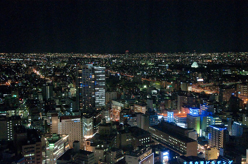 Nagoya Night shot