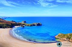 Asturias (Trovador Fotografa) Tags: azul mar peces asturias playa arena nubes otoo octubre marisco hdr roca atlantico cantabrico danielaviles trovadorphotography