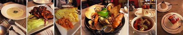 C miscellanea,C C GOMAJI 愛情與麵包 西班牙海鮮烤飯雙人餐