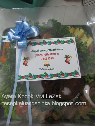 Ayam Kodok Vivi LeZat