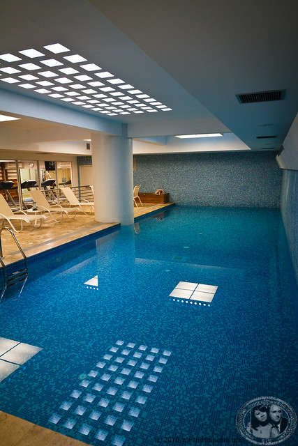 Underground Pool & Gym