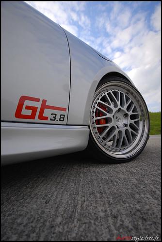 Porsche cayman GT3.8 by 9oneone