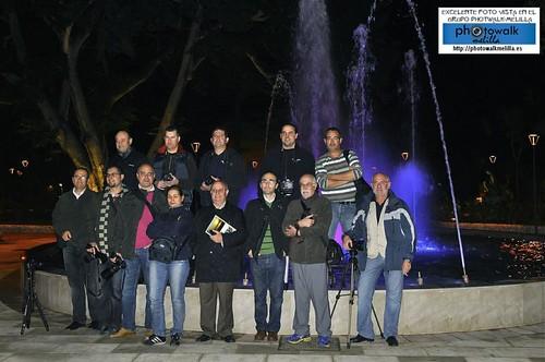 2º Aniversario de Photowalk Melilla