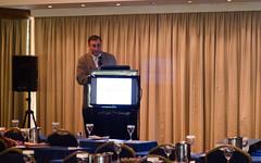 Dr. Mike Makrigiorgos (GoldenHelix Symposia) Tags: institute research medicine genetic biomedical genomics symposia genome pharmacogenomics goldenhelix translational patrinosgeorge