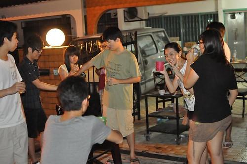 Raymond,Meu Ye,Wen Jie,Chee Li Kee.Kheng Hoe,Kheng Aik,Shi Ning,Leon,and Chern Jung