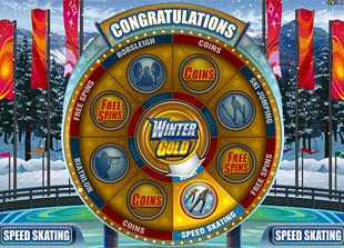 free Winter Gold bonus game 1