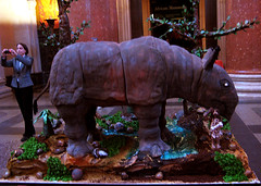 "CAKE BOSS Indricotherium Museum of Natural History Cake by Tony ""Tone Tone"" Albanese (The Pastryarch) Tags: new york city nyc boss history cake museum mammal natural extreme exhibit tony prehistoric mammals tone museumofnaturalhistory albanese indricotherium tonetone prehistoricmammal extrememammals cakeboss tonyalbanese"