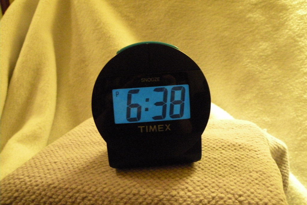 'Timex Indiglo Night Light Clock'  $2