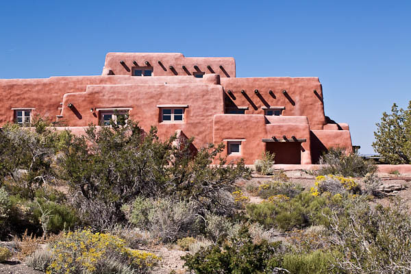 Painted Desert Inn, National Historic Landmark