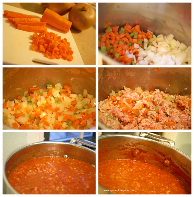 How To Make Ragu Reale Gluten-Free Pasta Sauce