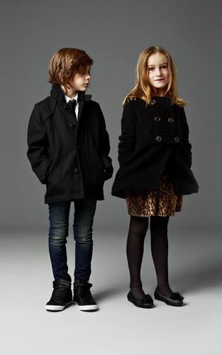 Zara - look niños