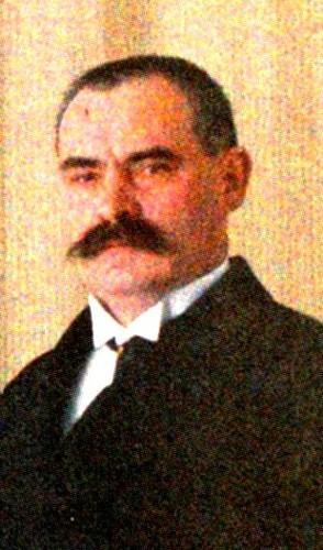 Auguste Léon en 1918