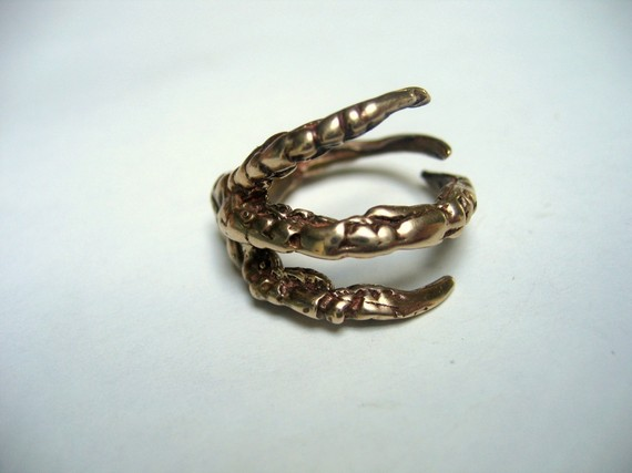 claw ring 1