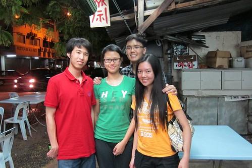 Kai Yuan,Yen Li,Zhi Yuen and Chee Li Kee