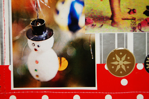 Journal detail: snowman + snow star