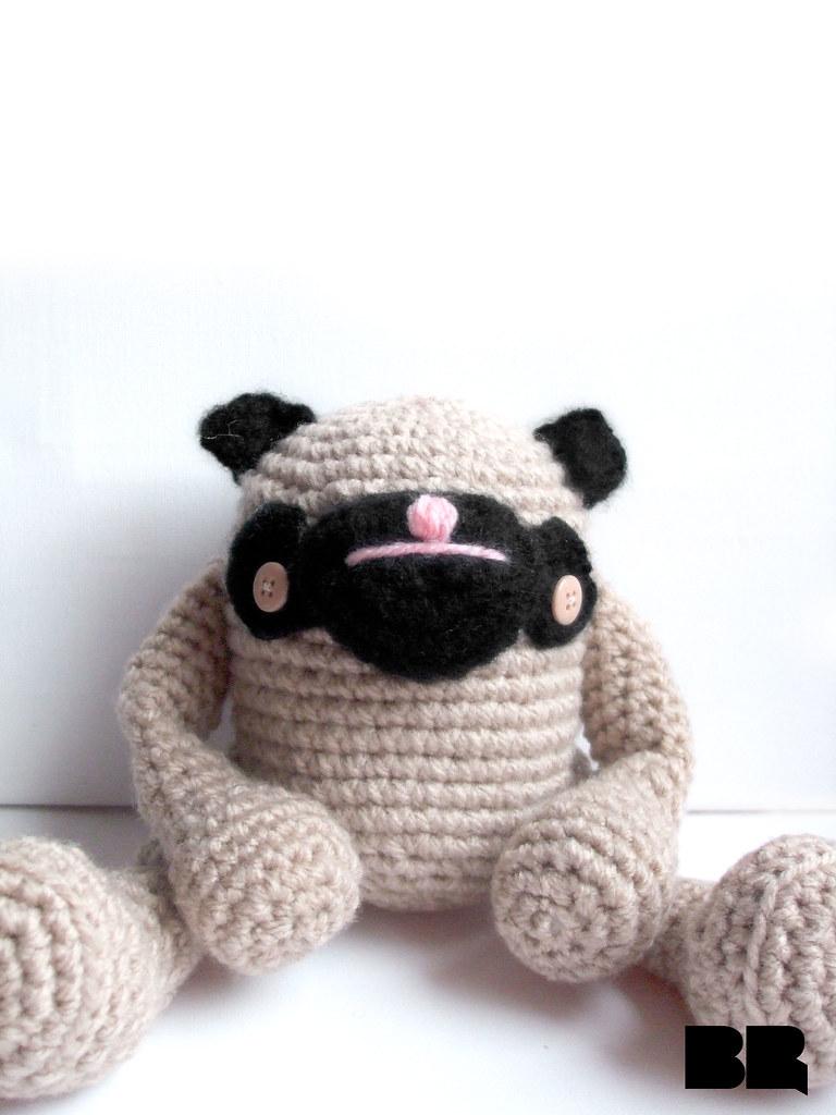 Perro Amigurumi Kawaii : The Worlds Best Photos of amigurumi and perro - Flickr ...