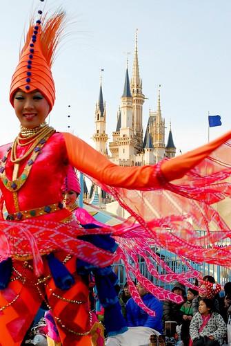 Disneys dancers. by asihsimanis
