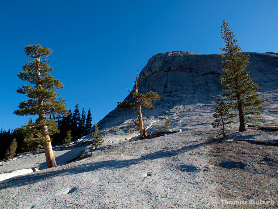 Lembert Dome, Yosemite, California, September 2010