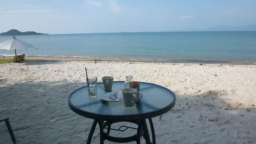 Koh samui Beachfront Cafe BAKUBUNG サムイ島カフェ (7)