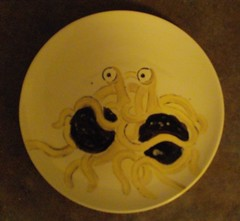 FSM Plate by Nancy