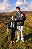 Jack came too..... (Gale's Photographs) Tags: cold boys nikon aaron son grandson tiring d90 upthelane nikond90 18105vr