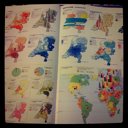 Mapping/Infographic Cornucopia