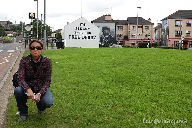 Derry - Irlanda do Norte