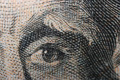 macro economics (ruralminis) Tags: money macro green andrewjackson 20bill beliefs macromondays