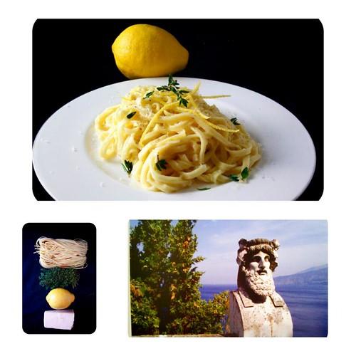 pasta al limone