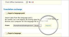 Hướng dẫn cách thêm ngôn ngữ cho PrestaShop.