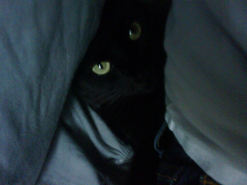 under the covers, yet again.