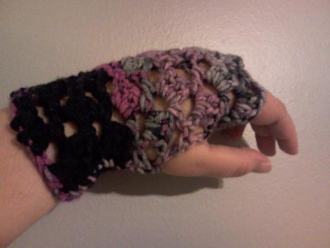 kelli's wrist warmers