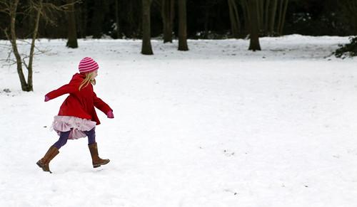 Snow stride