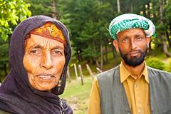 Kashmiri couple (Umbreen Hafeez) Tags: woman india man couple asia muslim hijab culture dignity kashmiri earthasia