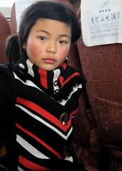 Tibetan Girl (larlar1286) Tags: putuoshan ningbo guanyin tibetangirl
