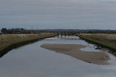 Maltreath (AngelaG1) Tags: water viaduct angleseywales
