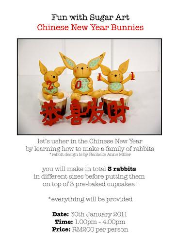cny rabbits