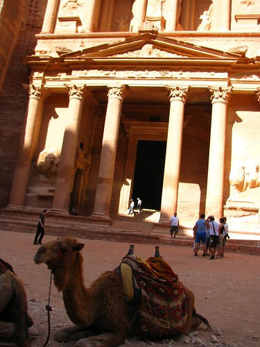 Getting to Petra from Dahab Egypt