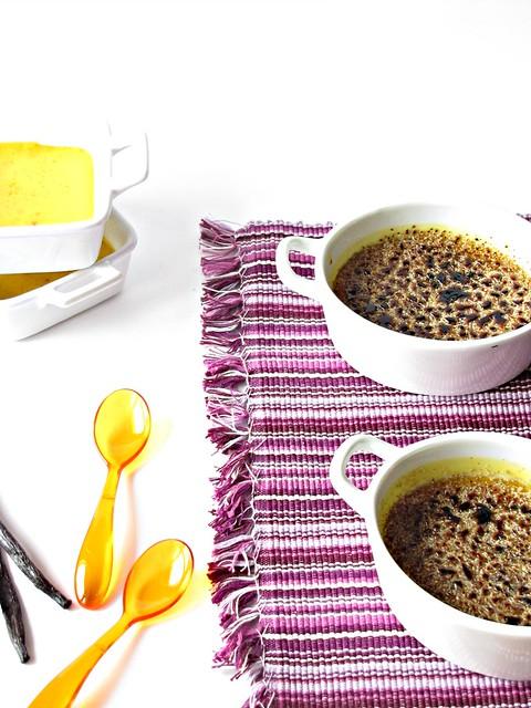 Crème Brulée alla Vaniglia