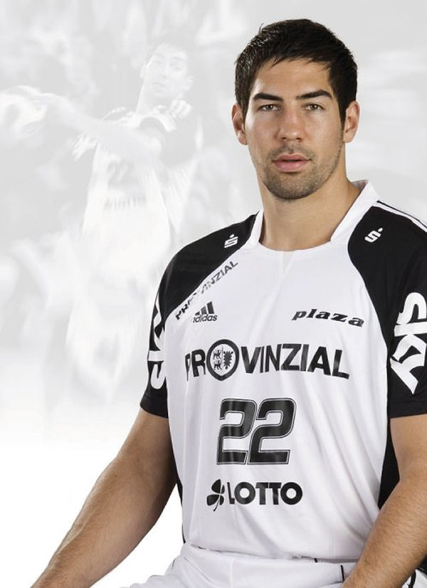 Pictures of Nikola Karabatic