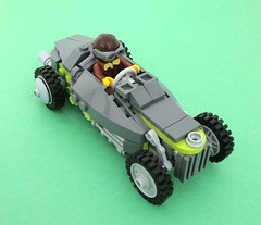LEGO Old Timer Car (aabbee 150) Tags: old car lego timer foitsop