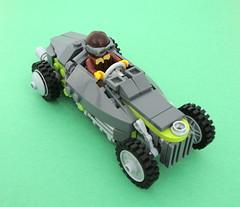 LEGO Old Timer Car (aabbee 150) Tags: old car lego timer foitsop