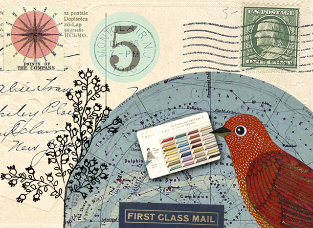Postcard winner