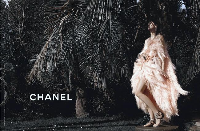 06 Campaña primavera 2011 Chanel