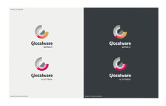 Glocal  Branding (This is Pacifica) Tags: print it porto website interactive sizes branding glocal 2011 softingal df9872