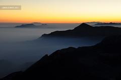 Atardecer Maigm (F. Prieto // fprieto.es) Tags: sunset atardecer nikon sierra alicante nubes niebla sierradelcid maigmo linkalicante nikond5000
