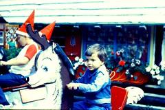 1977 vintage 35MM slide photo 36 (Christian Montone) Tags: christmas newyork vintage photo village upstate amusementpark newyorkstate 1970s slides northpole santasworkshop